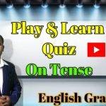 Identify Tense & Change the Tense