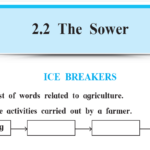 The Sower : Class: 11th Ice - Breakers